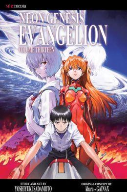 Neon Genesis Evangelion, Volume 13