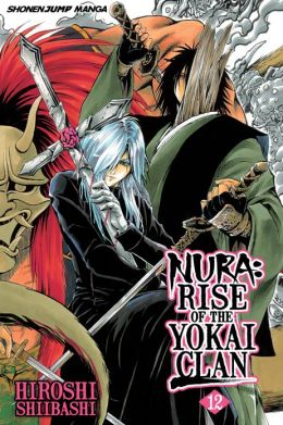 Nura: Rise of the Yokai Clan, Volume 12: Devil's Drum