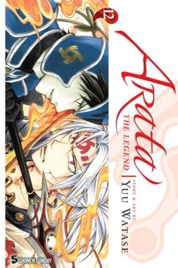 Arata: The Legend, Volume 12