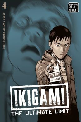 Ikigami: The Ultimate Limit, Volume 4