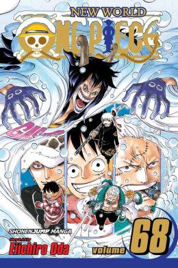 One Piece, Volume 68: Pirate Alliance