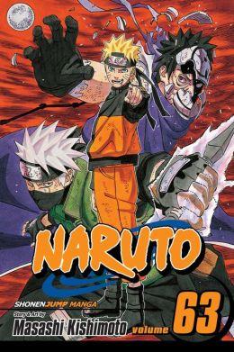 Naruto, Volume 63