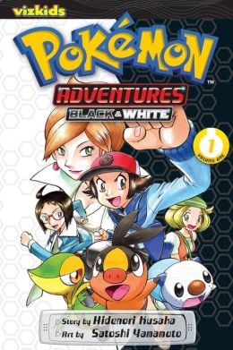 Pokemon Adventures: Black and White, Volume 1