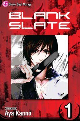 Blank Slate, Vol. 1: Questions