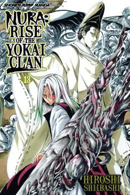 Nura: Rise of the Yokai Clan, Vol. 13: Conflict