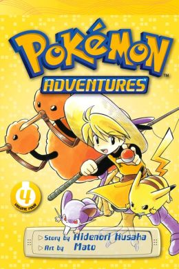 Pokemon Adventures, Volume 4