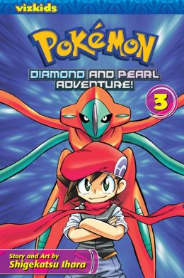 Pokemon Diamond and Pearl Adventure!, Volume 3