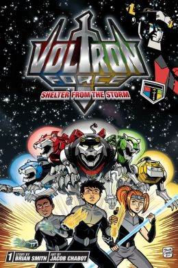 Shelter from the Storm (Voltron Force Series #1)