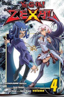 Yu-Gi-Oh! Zexal, Volume 4