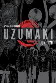 Book Cover Image. Title: Uzumaki (3-in-1, Deluxe Edition):  Includes vols. 1, 2 & 3, Author: Junji Ito