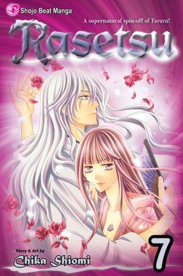 Rasetsu, Vol. 7: '