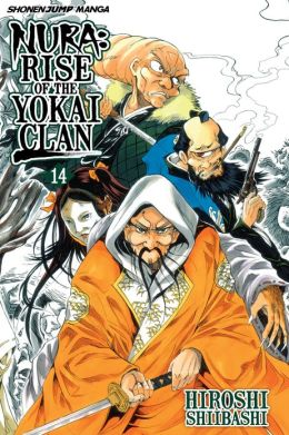 Nura: Rise of the Yokai Clan, Volume 14: To Nijo Castle