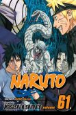 Book Cover Image. Title: Naruto, Vol. 61:  Uchiha Brothers United Front, Author: Masashi Kishimoto
