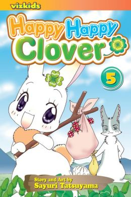 Happy Happy Clover, Volume 5