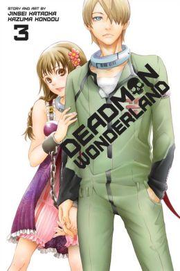 Deadman Wonderland, Volume 3