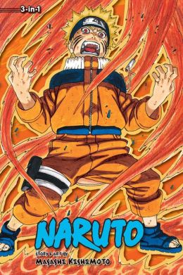 Naruto (3-in-1 Edition), Volume 8: Includes vols. 22, 23 & 24