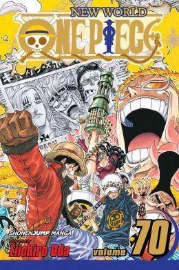One Piece, Volume 70: Enter Doflamingo