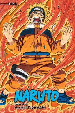 Naruto (3-in-1 Edition), Volume 9: Includes Vols. 25, 26 & 27