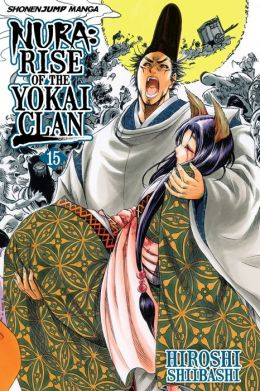 Nura: Rise of the Yokai Clan, Volume 15: Fragments of the Past
