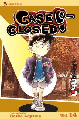 Case Closed, Volume 14: The Magical Suicide