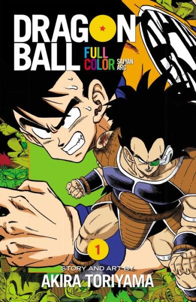 Dragon Ball Full Color, Volume 1