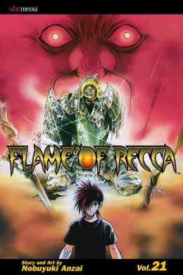 Flame of Recca, Vol. 21