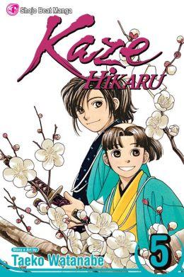 Kaze Hikaru, Vol. 5