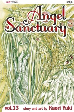 Angel Sanctuary, Volume 13
