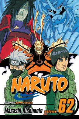 Naruto, Volume 62: The Crack