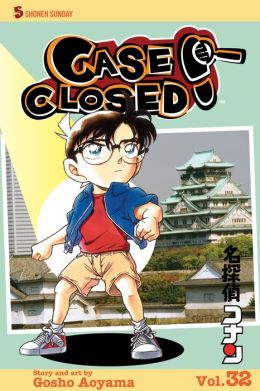 Case Closed, Vol. 32