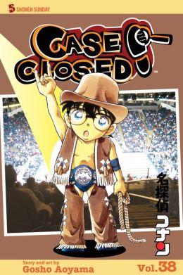 Case Closed, Volume 38
