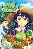 Book Cover Image. Title: Food Wars!, Vol. 3:  Shokugeki no Soma, Author: Yuto Tsukuda