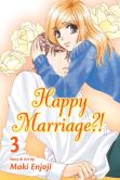 Book Cover Image. Title: Happy Marriage?!, Vol. 3, Author: Maki Enjoji