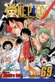 Book Cover Image. Title: One Piece, Vol. 69:  S.A.D., Author: Eiichiro Oda