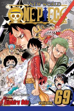 One Piece, Volume 69: S.A.D.