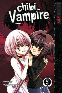Chibi Vampire, Vol. 5