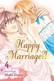 Book Cover Image. Title: Happy Marriage?!, Vol. 4, Author: Maki Enjoji