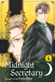 Book Cover Image. Title: Midnight Secretary, Vol. 4, Author: Tomu Ohmi