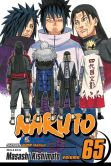 Book Cover Image. Title: Naruto, Vol. 65:  Hashirama and Madara, Author: Masashi Kishimoto