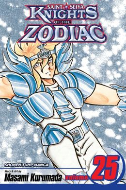 Knights of the Zodiac (Saint Seiya), Vol. 25: The Greatest Eclipse
