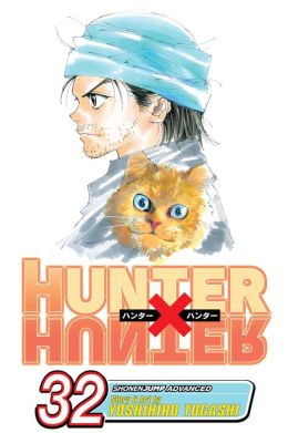 Hunter x Hunter, Vol. 32: Crushing Defeat