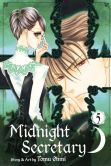 Book Cover Image. Title: Midnight Secretary, Vol. 5, Author: Tomu Ohmi