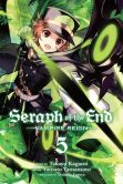 Book Cover Image. Title: Seraph of the End, Vol. 5, Author: Takaya Kagami