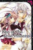 Book Cover Image. Title: Kiss of the Rose Princess, Vol. 2, Author: Aya Shouoto