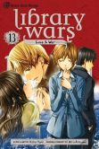 Book Cover Image. Title: Library Wars:  Love & War, Vol. 13, Author: Kiiro Yumi
