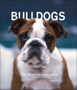 2007 Bulldogs Weekly Engagement Calendar