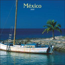 2007 Mexico Wall Calendar