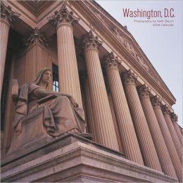 2008 Washington DC Wall Calendar