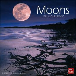 2011 Moons Square Wall Calendar
