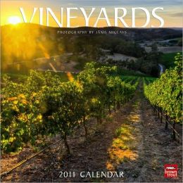 2011 A Year in the Vineyards of the World Square Wall Calendar